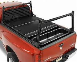 Tonneau Cover with Ladder Rack