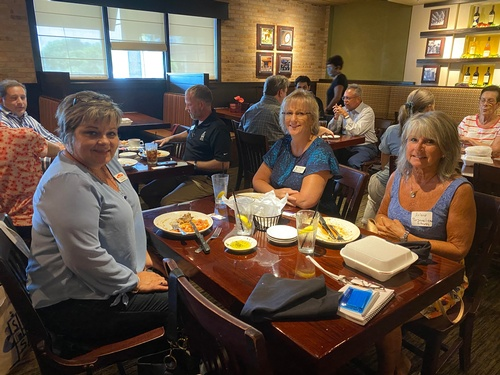 Networking Lunch at Carrabba's - July 2020
