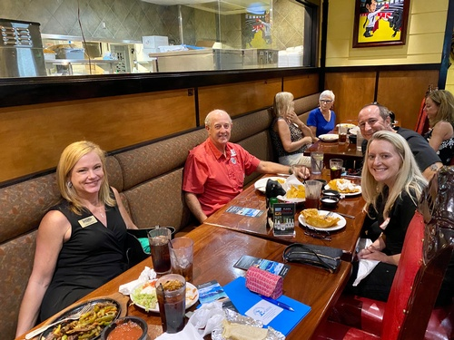 Plaza Mexico Lunch - September 2020