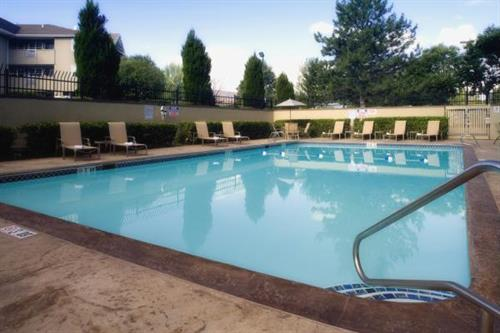 Outdoor Seasonal Heated Pool