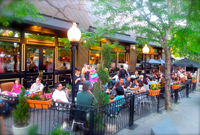 Patio Dining at Belmar