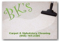 BK's Carpet & Upholstery Cleaning