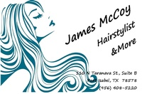 James McCoy - Hairstylist