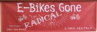 E-Bikes Gone Radical