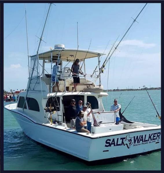 SaltWalker Sportfishing and Bait LLC | Fishing Charters ...
