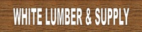 White Lumber & Supply