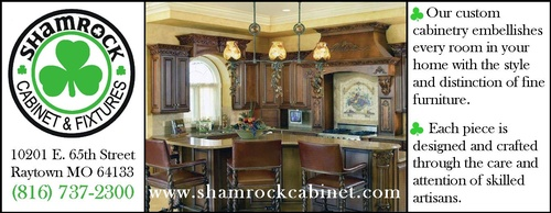 Shamrock Cabis Kansas City S Premier Custom Kitchen Cabi