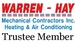 Warren-Hay Mechanical Contractors, Inc