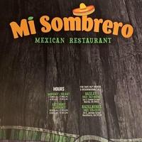 Mi Sombrero Restaurant