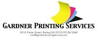 Gardner Printing Services