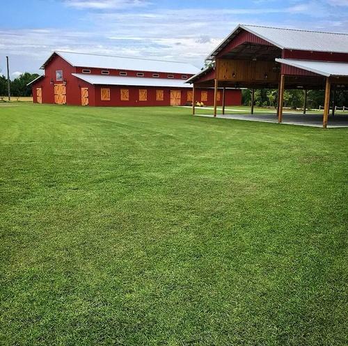 Both available barns