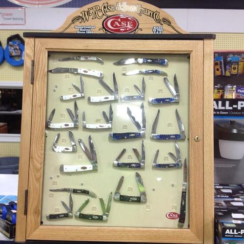 Case Knife Display