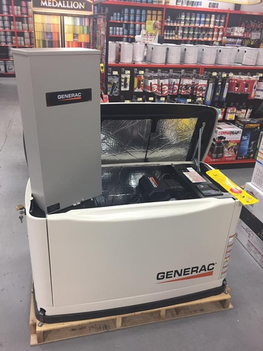 Home Generators Available