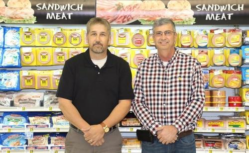 Dewayne Davis & Wadis Davis Owners of Davis' Food Fresh and Brothers