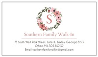 Southern Family Walk-In