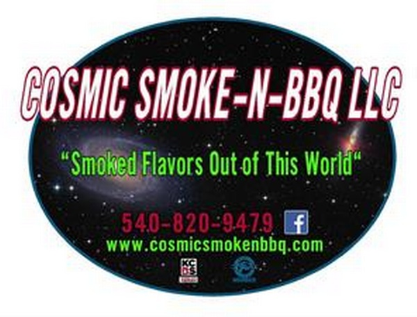 COSMIC SMOKE-N-BBQ LLC