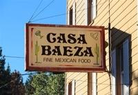Casa Baeza Restaurant & Bar