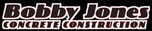 Bobby Jones Concrete Construction