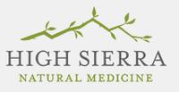 High Sierra Natural Medicine