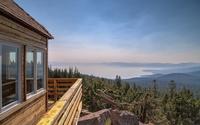 Martis Peak Fire Lookout Hike