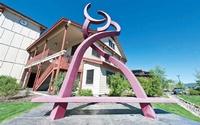 Public Art - Martis Sculpture
