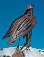 Public Art - McConkey Eagle