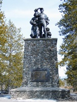Historical Site - Pioneer Monument