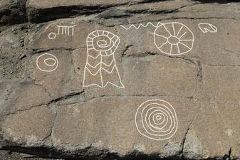 Historical Site - Petroglyphs
