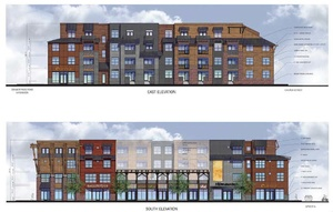 Truckee Railyard Artist Lofts - Development Plans