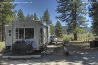 Martis Creek Lake Alpine Meadows Campground