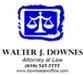 Walter Downes, Chief Public Defender