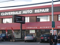 Cloverdale Auto Repair Centre Ltd