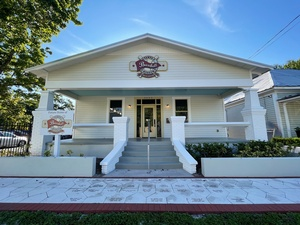 Tampa Baseball Museum at the Al Lopez House