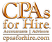 CPAs for Hire LLC