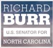 US Senator Richard Burr