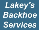 Lakey's Backhoe Services