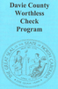 Davie County Worthless Check Program