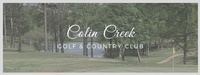 Colin Creek Golf Club