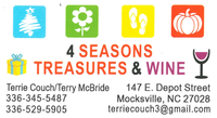4 Seasons Treasures & Wine
