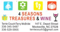 4 Seasons Treasures & Wine