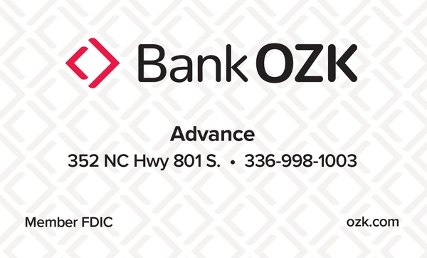 Bank OZK - Advance