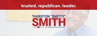 Thurston ''Smitty'' Smith for 33rd District Assembly