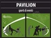 Pavilion Sports & Events Facility
