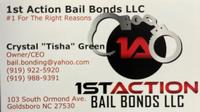 1st Action Bail Bonds, LLC