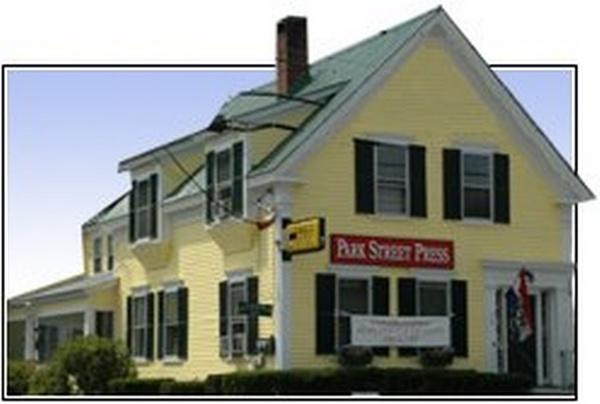 Park Street Press Graphic Design Amp Print Services