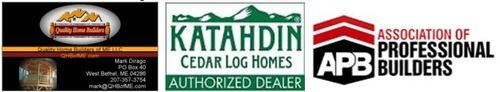 Authorized Katahdin Cedar Log Homes dealer, Association of Professional Builders