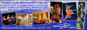 Mahoosuc Arts Council