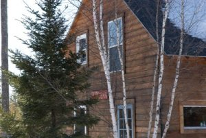 Carter's XC Ski Center Lodging