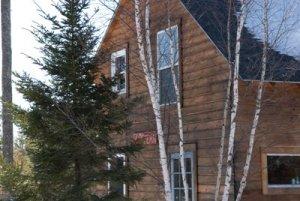 Carter's XC Ski Center Lodging