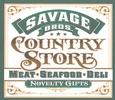Savage Bros. Country Store